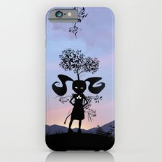 Poison Ivy Kid iPhone 6s Slim Case