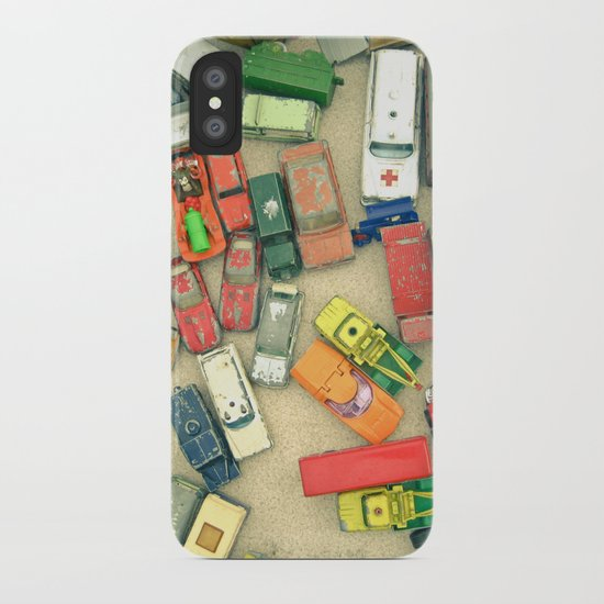 Traffic Jam iPhone Case