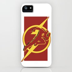 The flash Slim Case iPhone (5, 5s)