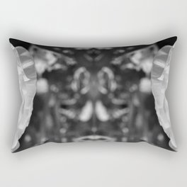 The Happy Goblin King Rectangular Pillow