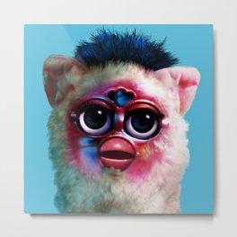Furby FKA Twigs - LP1 Metal Print