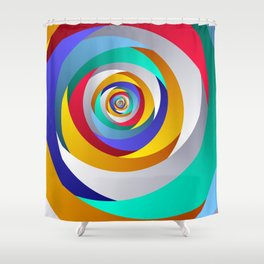 for leggins and more -3- Shower Curtain