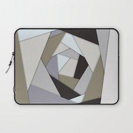 Rotating Geometric Layers Laptop Sleeve
