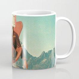 Enemy Coffee Mug
