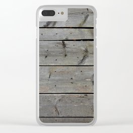 6 boards Clear iPhone Case