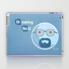 Breaking Bad Blue Sky Version Laptop & iPad Skin