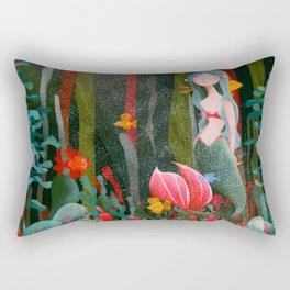 BTATO_Mermaid Rectangular Pillow