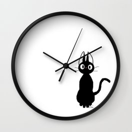 Jiji / Kiki's Delivery Wall Clock