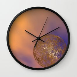 ornamental Wall Clock
