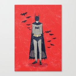 Batshop Canvas Print