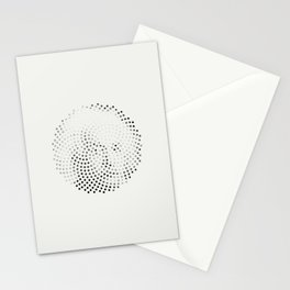Optical Illusions - Iconical People 3 Stationery Cards