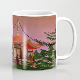 Japanese Garden Coffee Mug