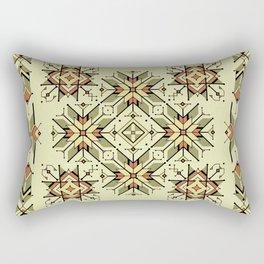 equilibrium | boho pattern Rectangular Pillow
