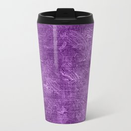 Dewberry Oil Painting Color Accent Travel Mug