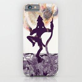 Nataraja iPhone Case