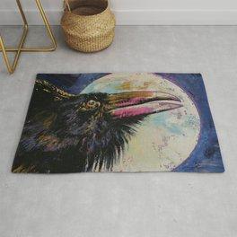 Raven Moon Rug