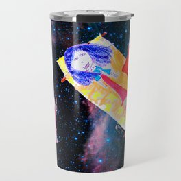 Τhe Universe is our Ηome | Kids Room up to the Space | Cosmos Travel Mug