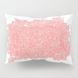 separation anxiety Pillow Sham