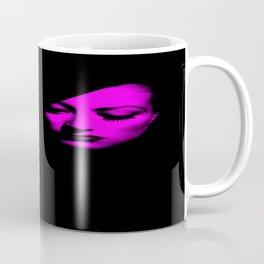 Joan Crawford Fuchsia Coffee Mug