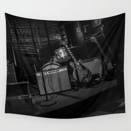 The Club Stage Wall Tapestry