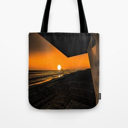 On Golden Tower Tote Bag