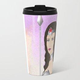 Diana Prince (Close Up) Travel Mug