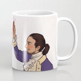Immigrants - we get the job done Coffee Mug