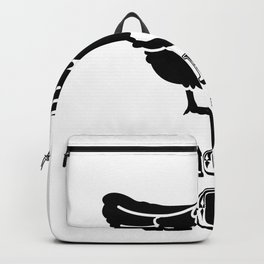 Chicken Mom Poultry Love Mothers Day Gifts Backpack
