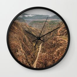 Royal Gorge Landscape Wall Clock