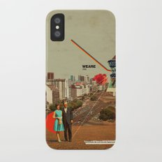 We Are One iPhone X Slim Case