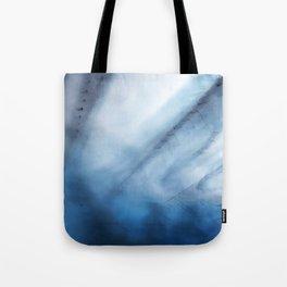 Spirits Abstract Tote Bag