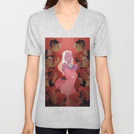 VLD: Clones are a Prince's Best Friend Unisex V-Neck