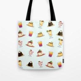 Summer Desserts Tote Bag