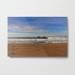 Winter Perfection Metal Print