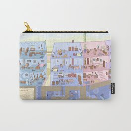 Village Homes Maze Carry-All Pouch
