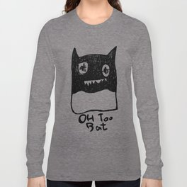 OH TOO BAT-2 Long Sleeve T-shirt