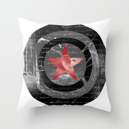 Forgotten Memories Throw Pillow