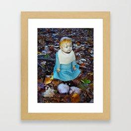 Autumn 10-27-2007 150 Framed Art Print