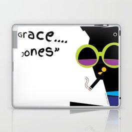 """Grace....Grace Jones"" Laptop & iPad Skin"