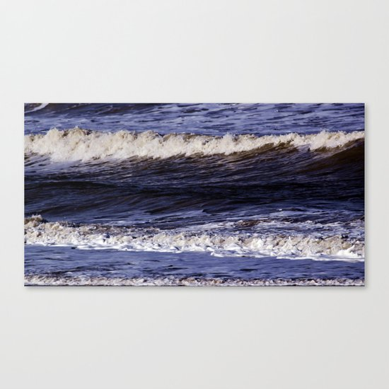 To the sea, to the sea... Canvas Print