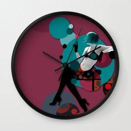 Wish 02 Wall Clock