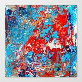 Fluid 12 Canvas Print