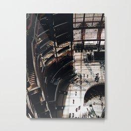 Postmodernism Chicago Metal Print