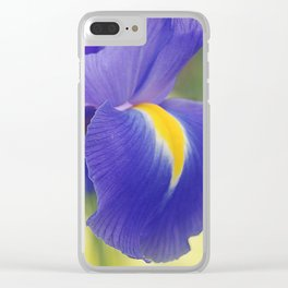 Iris 2 Clear iPhone Case
