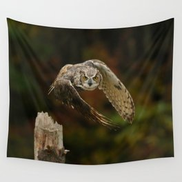 On A Mission Wall Tapestry