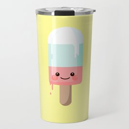 Kawaii melting popsicle Travel Mug
