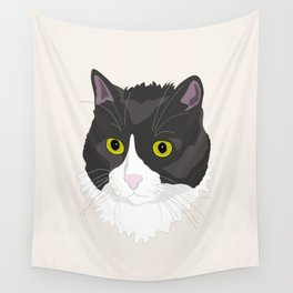 Casual Cat Wall Tapestry