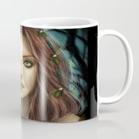 into the wild Mugs featuring Wild by PiccolaRia
