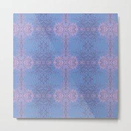 Abstract 16 Pattern Metal Print