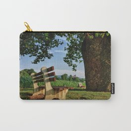 Sacred Great American Sycamore by Ted Van Pelt Carry-All Pouch